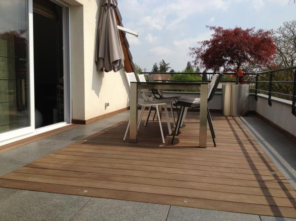 Am nagements bois terrasses bois maxime sipp paysages - Difference balcon terrasse ...