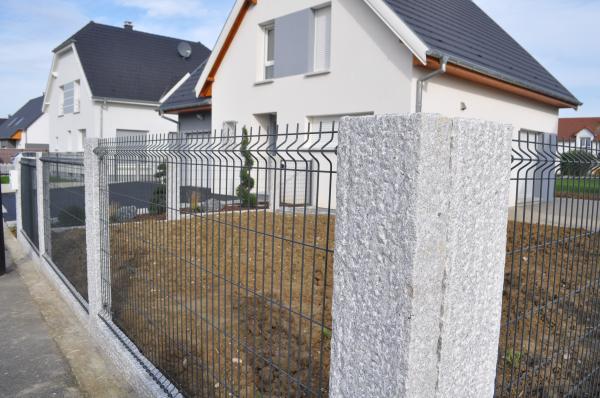 palissade granit affordable palissade en granit xx cm with palissade granit excellent pour. Black Bedroom Furniture Sets. Home Design Ideas