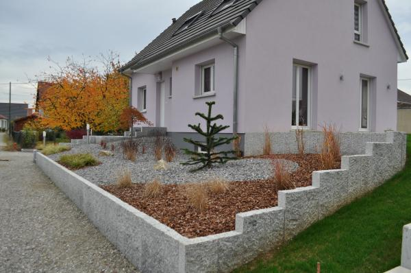 Sattler - Mur soutenement gabion ...